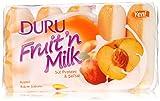 Duru Fruit And Milk Soap, Peach