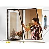 PowerfixProfi+® Alu Insektenschutz Fenster 130 x 150cm