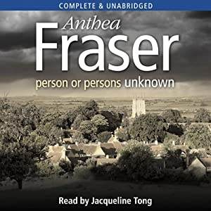 Person Or Persons Unknown | [Anthea Fraser]