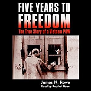 Five Years to Freedom Audiobook