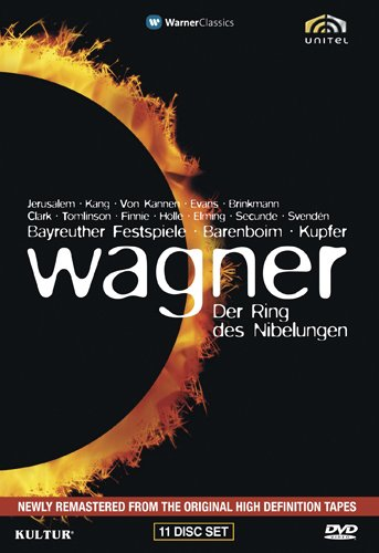 R. Wagner - Ring - Bayreuth Festival (Boxed Set, Subtitled, 11PC)