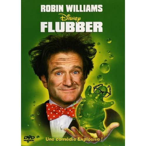 Amazon.com: Flubber Poster French 27x40 Robin Williams