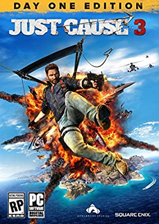 Just Cause 3 - PC [Download Code]