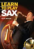 Ollie Weston Learn to Play Sax