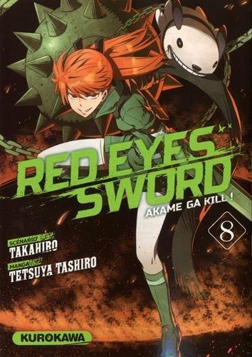 RED EYES SWORD-AKAME GA KILL 8
