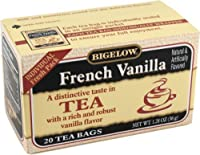 Bigelow Tea French Vanilla -- 20 Tea Bags