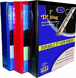 Binder - D Ring - 3\