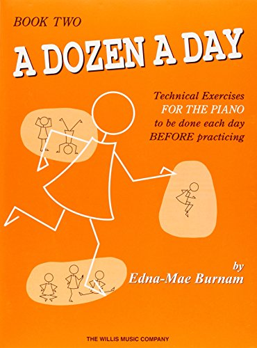 A Dozen A Day, Book Two, by Edna Mae Burnam