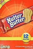 Nutter Butter Peanut Butter Sandwich, 1.9-Ounce Single Serve Bags (Pack of 48)