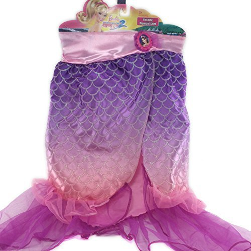 Barbie in a Mermaid Tale Fintastic Mermaid Skirt Size 4-6x