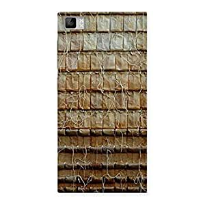 Ajay Enterprises Wowo Premium Wall Back Case Cover for Xiaomi Mi3