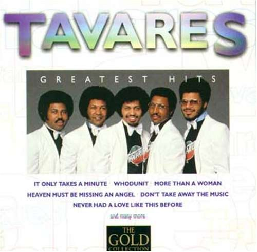Tavares - The Gold Collection - Zortam Music