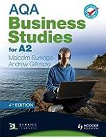 AQA Business Studies for A2 (Surridge & Gillespie) 4th Edition (AQA A Level Business)