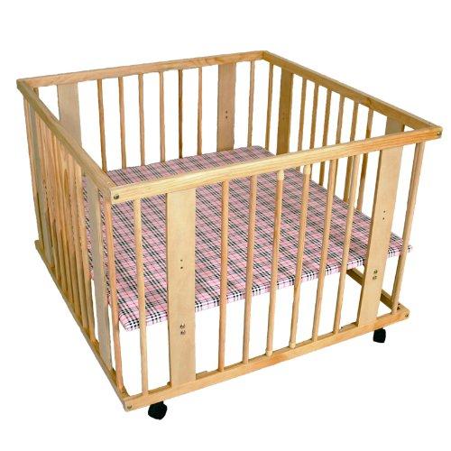 tour de parc bebe parc de bebe bois 100x100cm mon avis sur ce produit et o le trouver moins. Black Bedroom Furniture Sets. Home Design Ideas