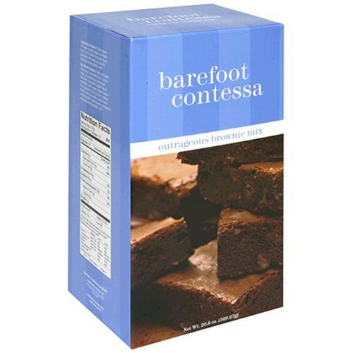 Buy Barefoot Contessa Outrageous Brownie Mix, 20.8-Ounce Boxes (Pack of 3) (Stonewall Kitchen, Health & Personal Care, Products, Food & Snacks, Baking Supplies, Baking Mixes, Brownie Mixes)