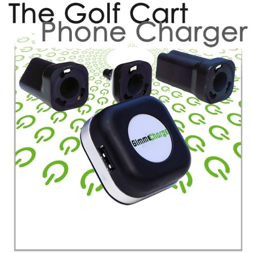 Gimme Charge Phone/Gps Charger For Golf Carts - Universal For All Carts