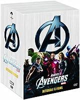Intégrale Marvel : Avengers + Iron Man + Iron Man 2 + L'incroyable Hulk + Thor + Captain America