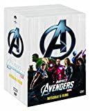 echange, troc Intégrale Marvel : Avengers + Iron Man + Iron Man 2 + L'incroyable Hulk + Thor + Captain America