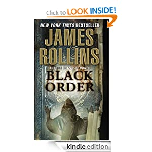 Black Order (Sigma Force, Book 3)