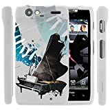 MINITURTLE, 3 in 1 Slim Fit Graphic Design Image 2 Piece Snap On Hard Phone Case Cover, Stylus Pen, and Clear...