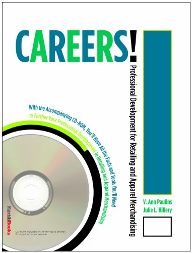 Careers!: Professional Development For Retailing and Apparel Merchandising