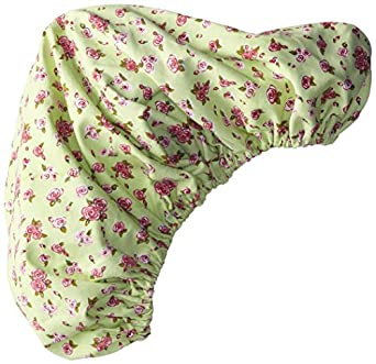 Equine Couture Bindia Pony Saddle Cover, Jade, Standard