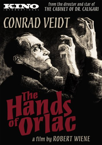 Hands of Orlac [DVD] [1924] [Region 1] [US Import] [NTSC]