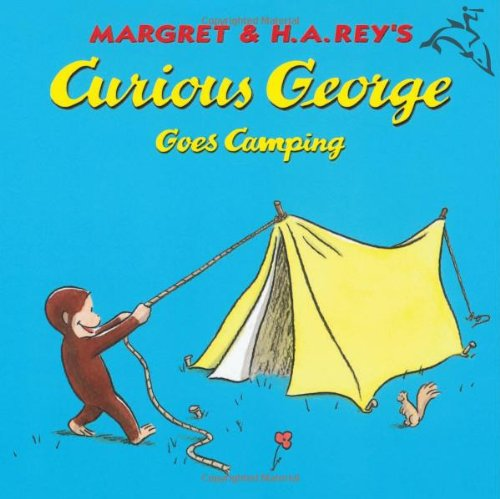 Curious George Goes Camping front-1039811