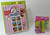 Minnie Mouse - School Supply Bundle