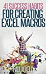 41 Success Habits for Creating Excel...