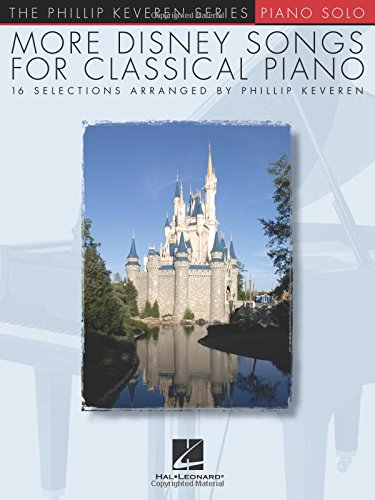 More Disney Songs for Classical Piano (Piano Solo Songbook)