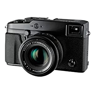 Fujifilm X-Pro 1 16MP Digital Camera with APS-C X-Trans CMOS Sensor (Body Only)