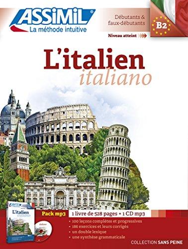 Pack MP3 Italien 2015