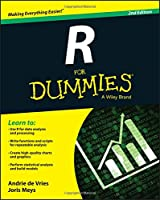 R For Dummies, 2nd Edition Front Cover