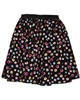 Liquorice All Sorts Bassets sweet 15 inch skater skirt full circle candy fancy dress
