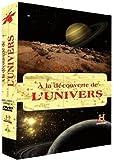echange, troc Coffret 4 DVD : A la Découverte de l'Univers