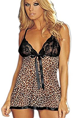 TradeMarket® 2014 Sexy woman Leopard Sexy lingerie