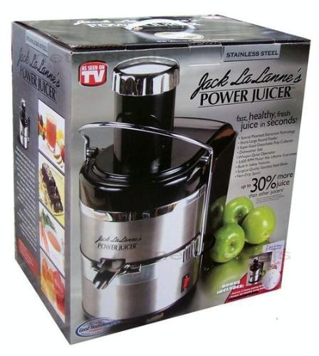 amazoncom jack lalannes jlss power juicer deluxe  ~ Entsafter Jack LalanneS Power Juicer
