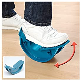 Foot Rocker Improves Flexibility Helps Prevent Foot Injury