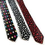 3 cravates Etoiles