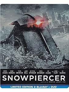 Snowpiercer(2BRD+DVD) (limited edition) (steelbook) [Blu-ray] [IT Import]