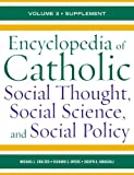 img - for Encyclopedia of Catholic Social Thought, Social Science, and Social Policy: Supplement book / textbook / text book