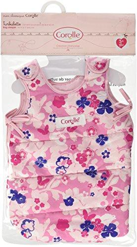 Corolle X0505 - Pijama/saco de dormir para muñecas de 30 a 36 cm, color rosa