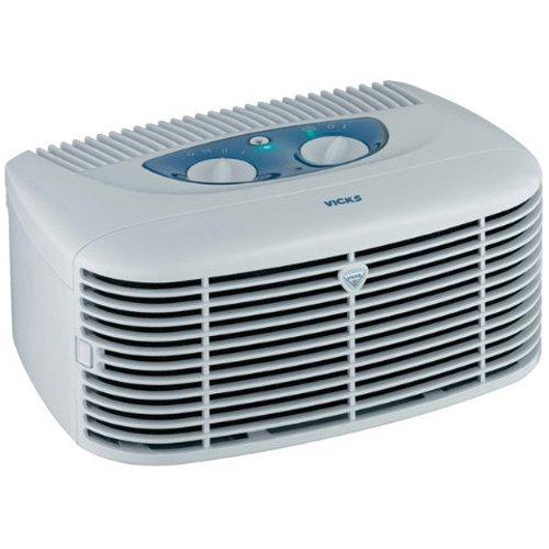 Bedside Air Purifier ~ Vicks v hepa air purifier jim o matthews