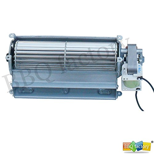 bbq factory replacement fireplace fan blower for twin star electric new ebay. Black Bedroom Furniture Sets. Home Design Ideas