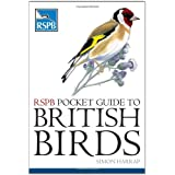 RSPB Pocket Guide to British Birdsby Simon Harrap