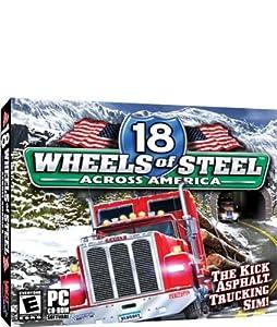 18 Wheels of Steel: Across America (Jewel Case) - PC