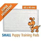 150 Puppy Training Pads 60x40 cm (Small) Mats