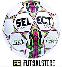 Mimas Light Select-Balón de fútbol