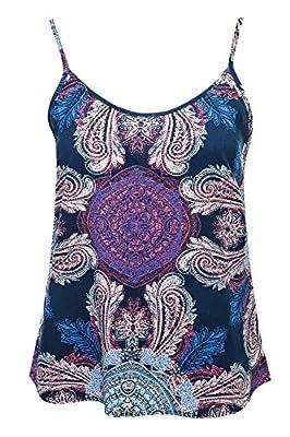 Vero Moda Women's VMSUPER EASY 3 SINGLET TOP Sleeveless Vest
